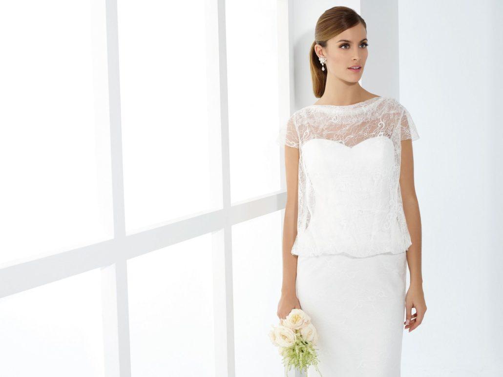 Brautkleider von Just for you bei Brilliant Hochzeitsmoden
